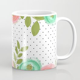 Prim Rose Coffee Mug