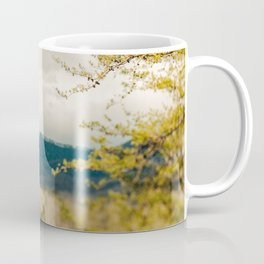 Early Spring in the Mountains Coffee Mug