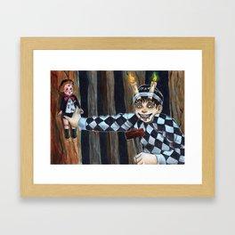 Souichi Nails Framed Art Print