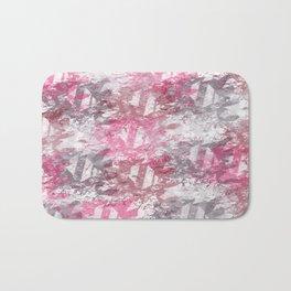 Abstract 10 Bath Mat