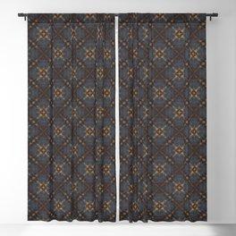 Pattern #45 Blackout Curtain
