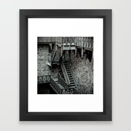 Trakai castle  Framed Art Print