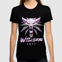 White Wolf 2077 T-shirt