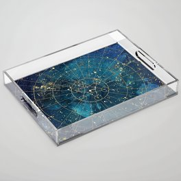 Star Map :: City Lights Acrylic Tray