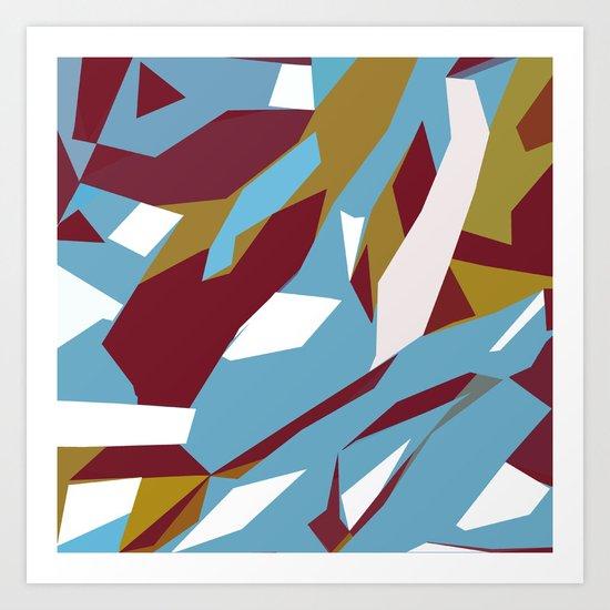 Hastings New Art Print