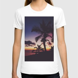 Summer Night Sunset T-shirt