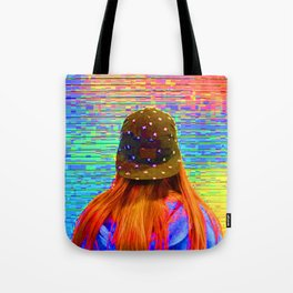 When You Knock Me Down... Tote Bag