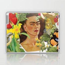 Frida Kahlo Collage Laptop & iPad Skin
