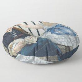 Manet Floor Pillow
