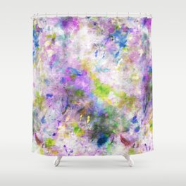 Colour Splash G260 Shower Curtain