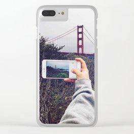 Pocket shot Clear iPhone Case