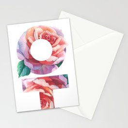 WomenPower #4 Stationery Cards