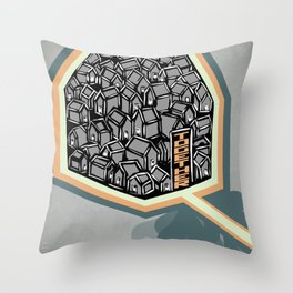 Poster Project   Together Throw Pillow
