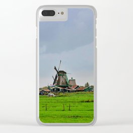 Iconic Holland Clear iPhone Case
