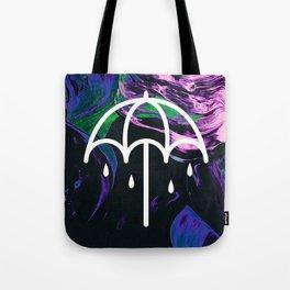 BMTH umbrella edit Tote Bag