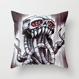 You Have A Good Head On You Throw Pillow