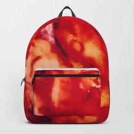 Carnelian Flames Backpack