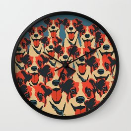 bella bella Wall Clock