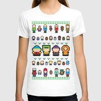 sweater T-shirts featuring Sweater Park by Brieana