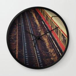 Sbahn Wall Clock