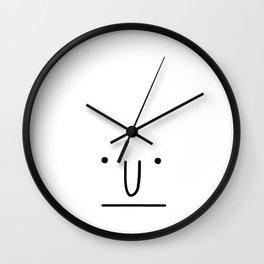 Classic Face Wall Clock
