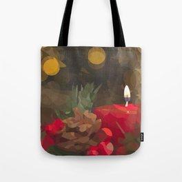 Holiday Warmth Tote Bag