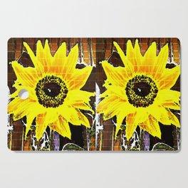 Sunflower Love Cutting Board