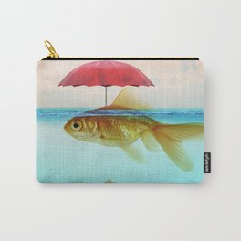 Under Cover Goldfish Carry-All Pouch