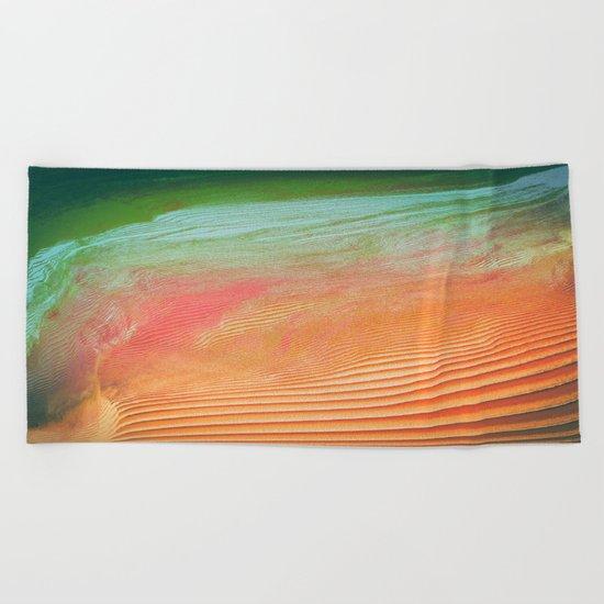 lndnrthmt Beach Towel