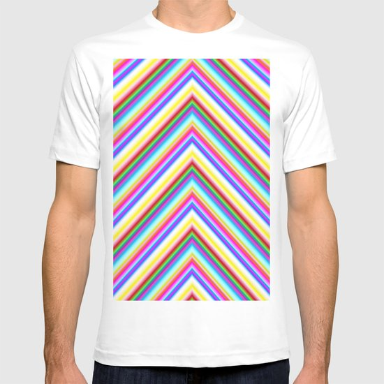 Chevron 8 T-shirt