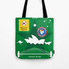Sydney, Australia Tote Bag