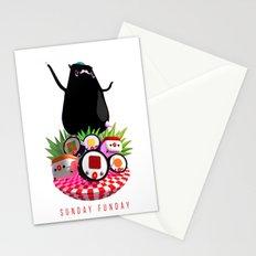 Sunday Funday II Stationery Cards