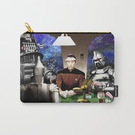 Droids Playing Poker Carry-All Pouch