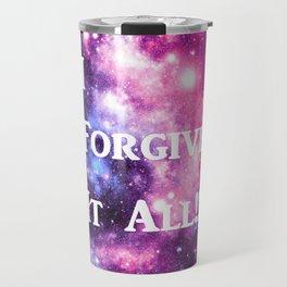 Find Peace in Forgiveness Travel Mug