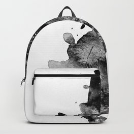 Watercolor constellations IV Backpack