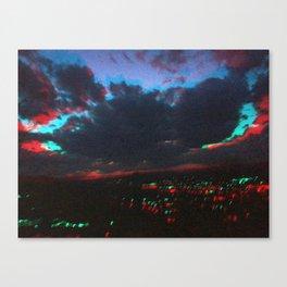 dustbowl Canvas Print
