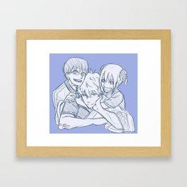 Yorozuya Framed Art Print
