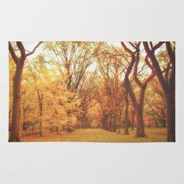 New York City Autumn Rug