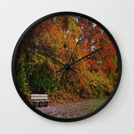 This Fragile Life Wall Clock