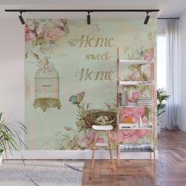 Home Sweet home #4 Wall Mural