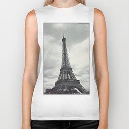 """""""Tour Eiffel"""" Biker Tank"""