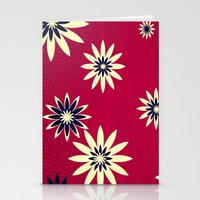 daisies Stationery Cards featuring Daisies by Armin