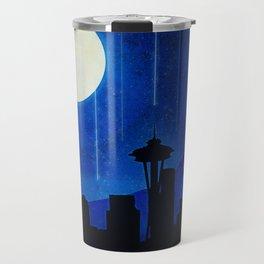 Sleepless Seattle Travel Mug