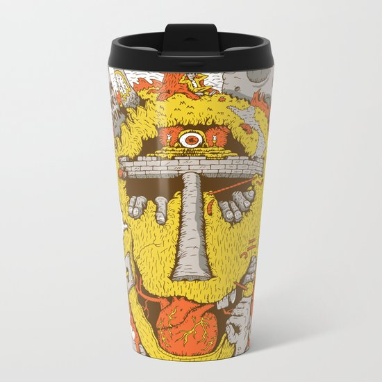 Truth Metal Travel Mug