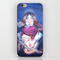 xmas iPhone & iPod Skins featuring Xmas by Plotto
