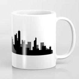 detroit skyline Coffee Mug