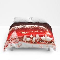 Santa Christmas Comforters