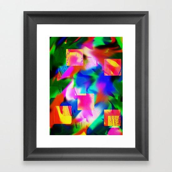 Passage Framed Art Print