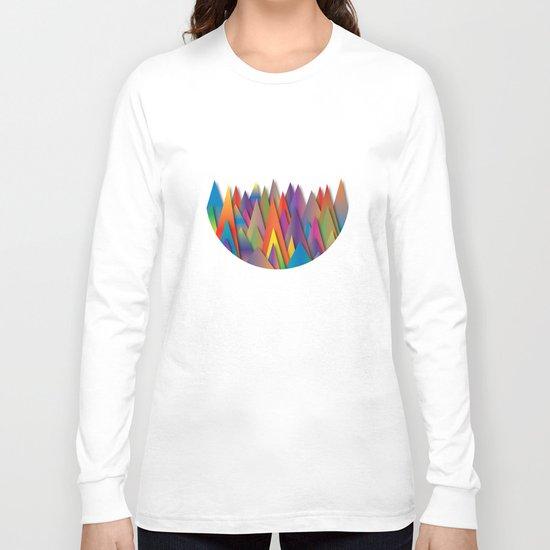 Mountains Of Harmoni Long Sleeve T-shirt