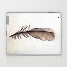 Feather Photograph: Ephemeral Laptop & iPad Skin